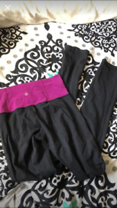 Size 4 lululemon groove pant for sale