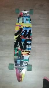 Skateboard, long board
