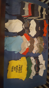 Baby boy clothes (0-3, 3 months)