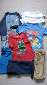 Boys Clothes Bundle - Age 3-4 Years
