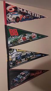 NASCAR is back. Why not buy some collectibles