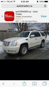2007 Cadillac Escalade full load