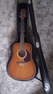 Art & Lutherie 12 string