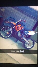 KTM SX 85 2011 OPEN TO OFFERS