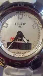 Tissot  T-Touch Limited Edition1853 with diamonds,  Unisex watch Kingston Kingston Area image 3