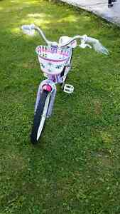 "Girls 18"" bike for sale"