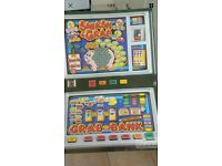 Wanted grab the bank fruit machine
