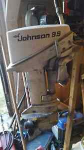 Johnson 15hp for parts