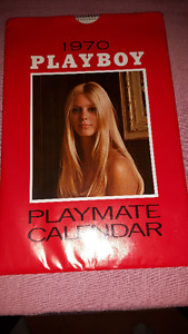 Calendrier Playmate 1970