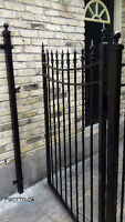 Wrought Iron Metal Railings, Staircases, Welding, Ramps, Gates
