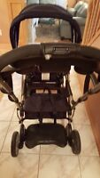 double graco stroller for sale