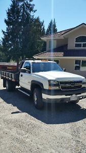 2005 Chevrolet Silverado 3500 Flatdeck Other