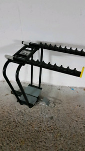 Land Rover Bicycle Rack