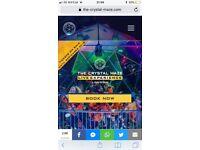 4 x Crystal Maze Experience Tickets (London)