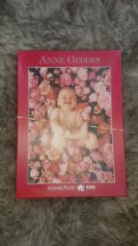 Anne Geddes 1000 piece puzzle