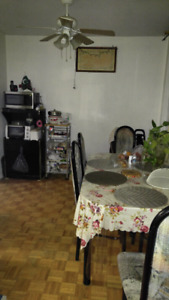 Living room for rent sharing