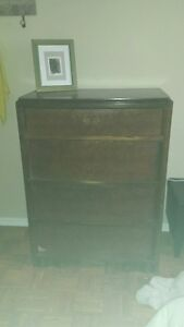 Tall boy dresser, powder table and more