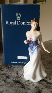 """Royal Doulton figurine """"FOR YOU"""""""