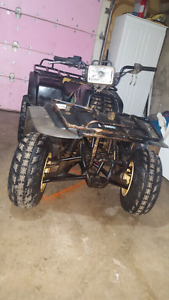 91 bayou 300 not running as is no papers need sold asap