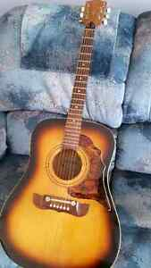 Guitare Acoustique Framus model 5/196 Texan 70