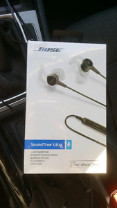 Brand New Bose Soundtrue Ultra for iPhone