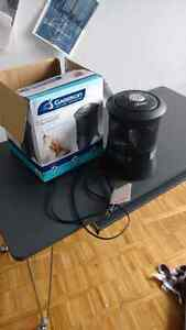 Garrison Surround Heat space heater - great for apartments
