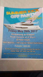 Music and Boat Cruise