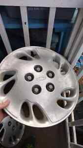 Plastic hubcaps for 16 inch tires