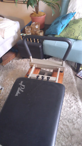 Aero pilates machine like new