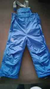 MEC Toaster Bib Snow Pants 4T Prince George British Columbia image 2