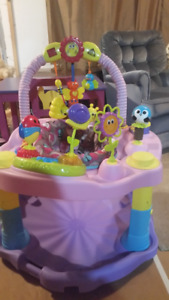 BABY ACTIVE EXERSAUCER