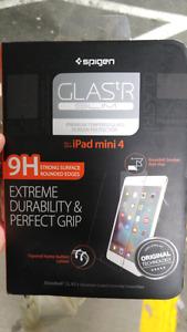 iPad mini 4 glass screen protector