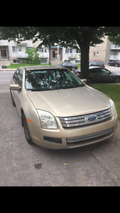 2006 Ford Fusion Convertible