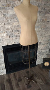 Industrial Decor Authentic Dress Form Full Size - Beautiful