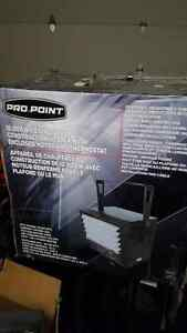 Pro point 10,000w ceiling/wall construction heater