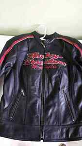 Ladies size medium Harley Davidson Riding jacket