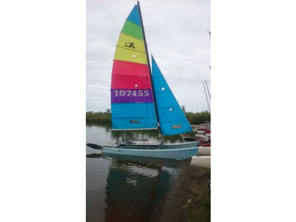 Used 1982 Other Hobie 16