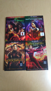 The Hunger Games Movie Series For Sale!
