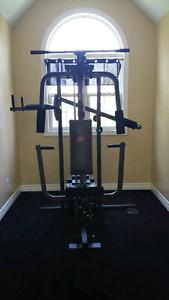 Weilder home gym