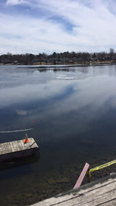 Beautiful office space for rent on the shores of Trout Lake.