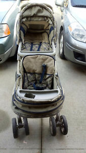 Safety 1st Double Tandem Stroller
