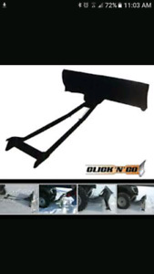 Looking for a click n go plow