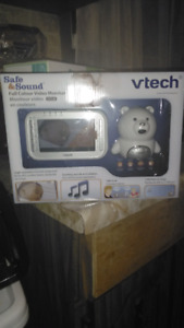 Safe and sound baby monitor,