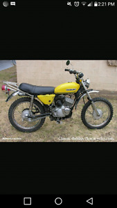 Looking for old dirtbikes/pitbikes