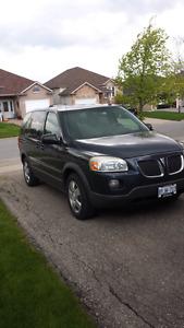 2008 Pontiac Montana van
