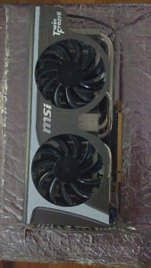 GeForce GTX 560 Ti Twin Frozr II by MSI