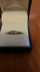 10k White Gold Diamond Ring in Antigonish