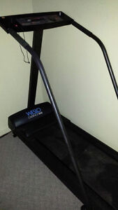 Weslo Candance 860 electric treadmill