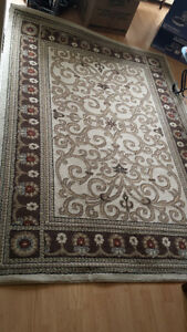 5.5x8 area rug for $30