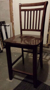Counter height chairs